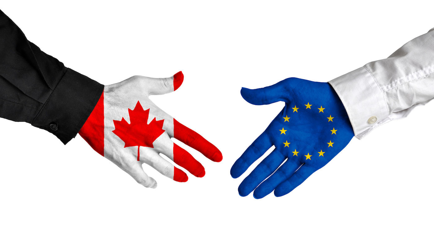 Communicating with Canada, Europe's newest trading partner