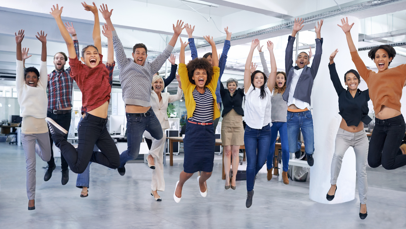 Can we create happiness at work?